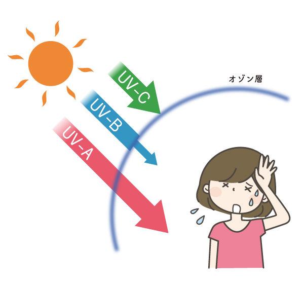 かしこく紫外線とつきあって、お肌も体も健康に!